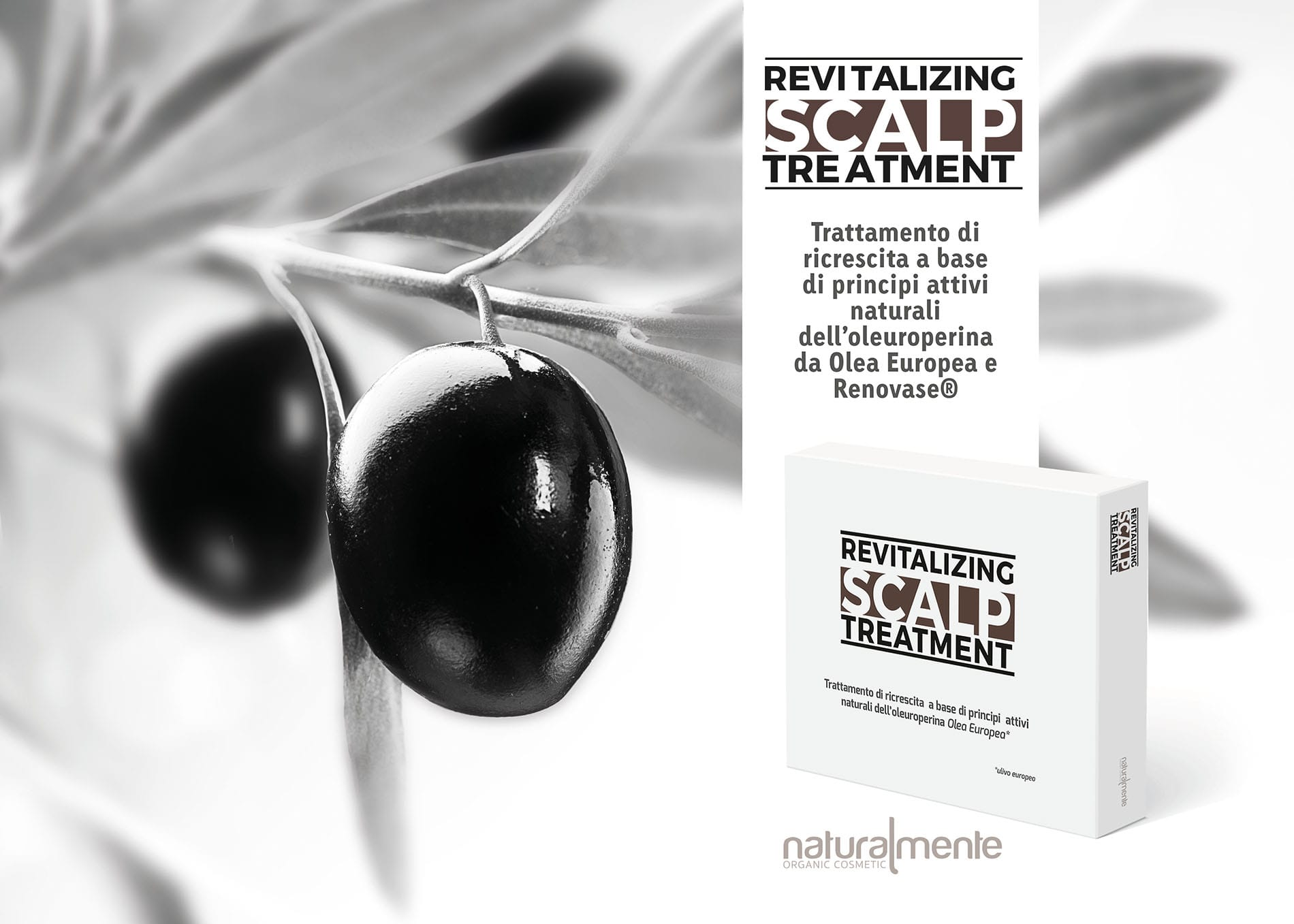 Revitalizing Scalp Treatment