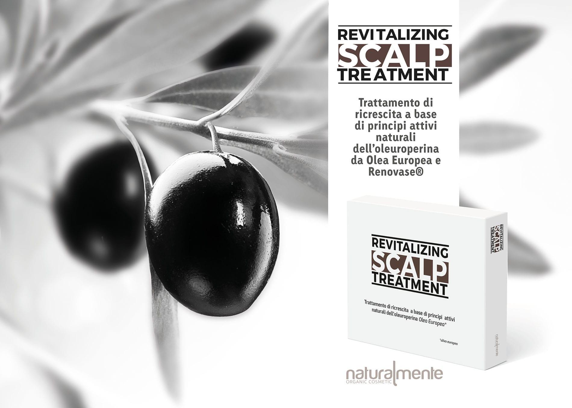 Revitalizing Scalp Treatment