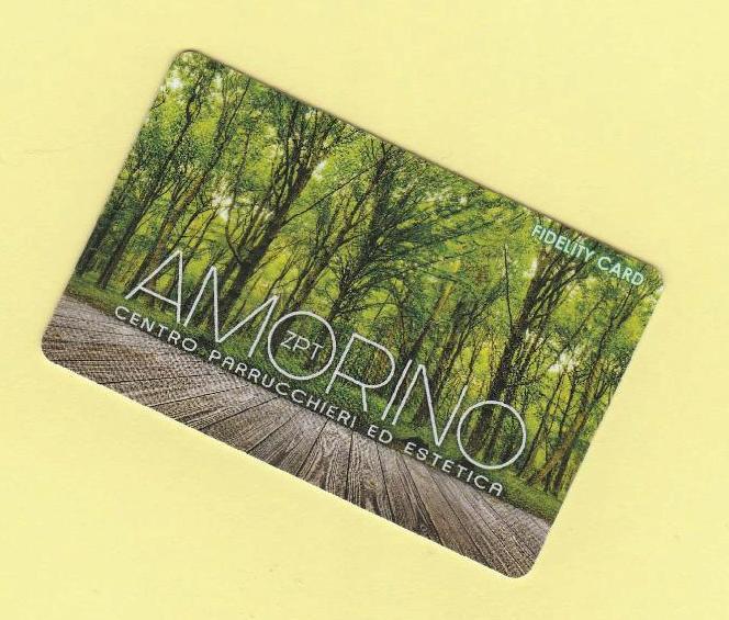 Golden Fidelity Card
